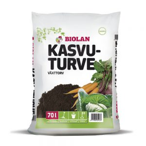 Biolan växttorv 70 L