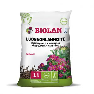 Biolan luonnonlannoite 1 L