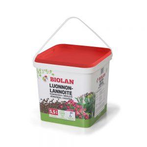 Biolan luonnonlannoite 5,5 L