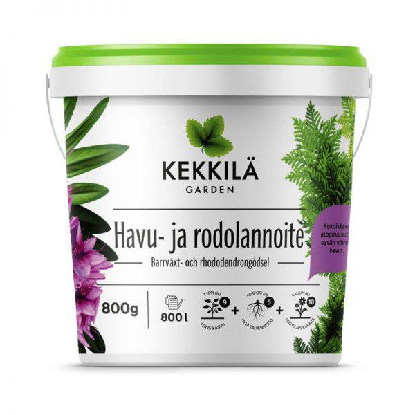Kekkilä barrväxt- och rhododendrongödsel 800 g