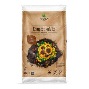 Kekkilä kompostikuivike 50 L